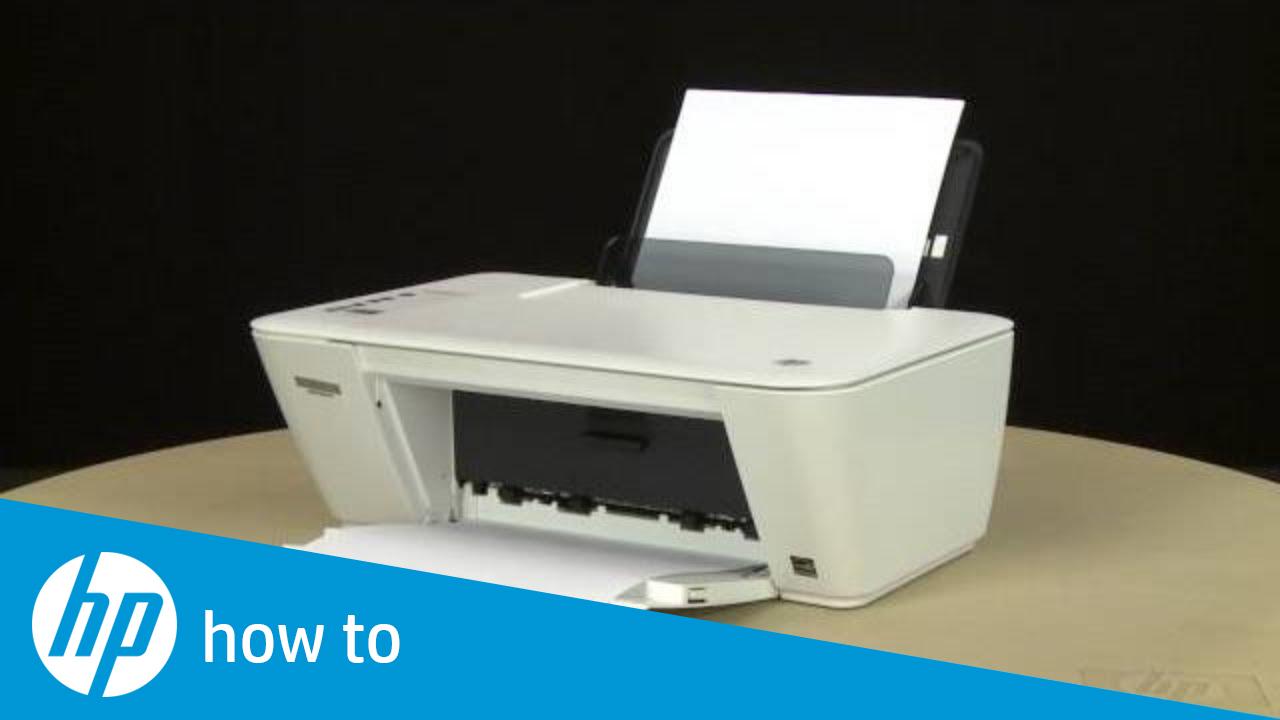 printing a test page hp deskjet 2540 all in one printer. Black Bedroom Furniture Sets. Home Design Ideas