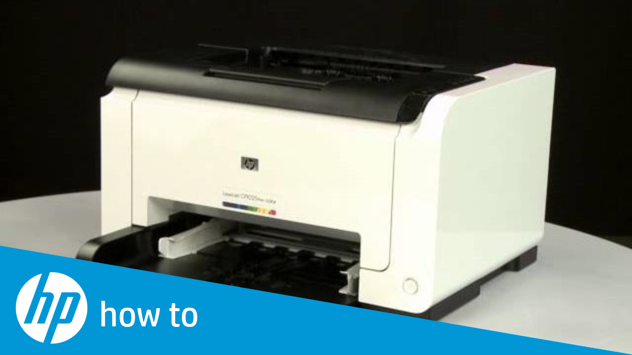 DOWNLOAD DRIVERS: LASERJET PRO CP1020