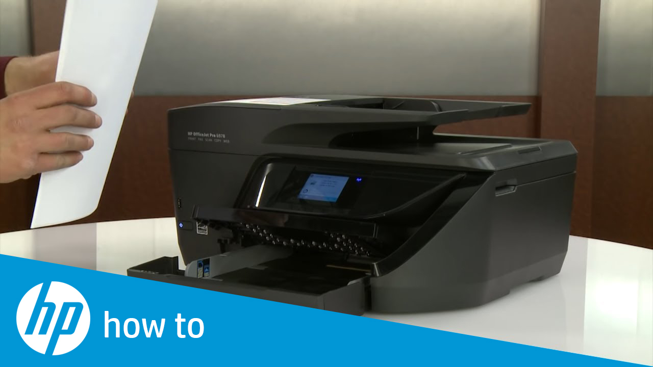 Fixing Your HP OfficeJet Pro 6900 Printer When It Does Not Pick Up Paper
