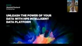 Unleash the power of your data with HPE