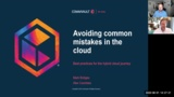 Avoiding Common Mistakes in the Cloud: Best Practices for the Hybrid Cloud