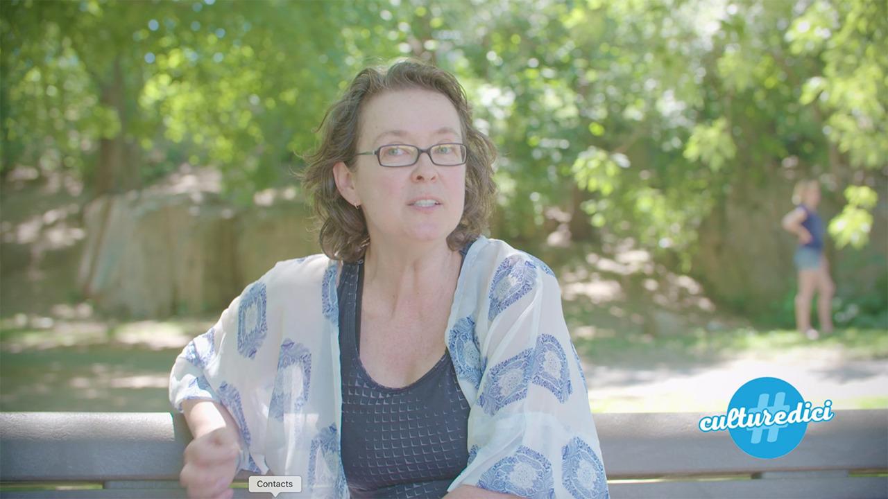 Culture d'ici : entrevue de fond avec Manon Leriche sur Pierre Falardeau