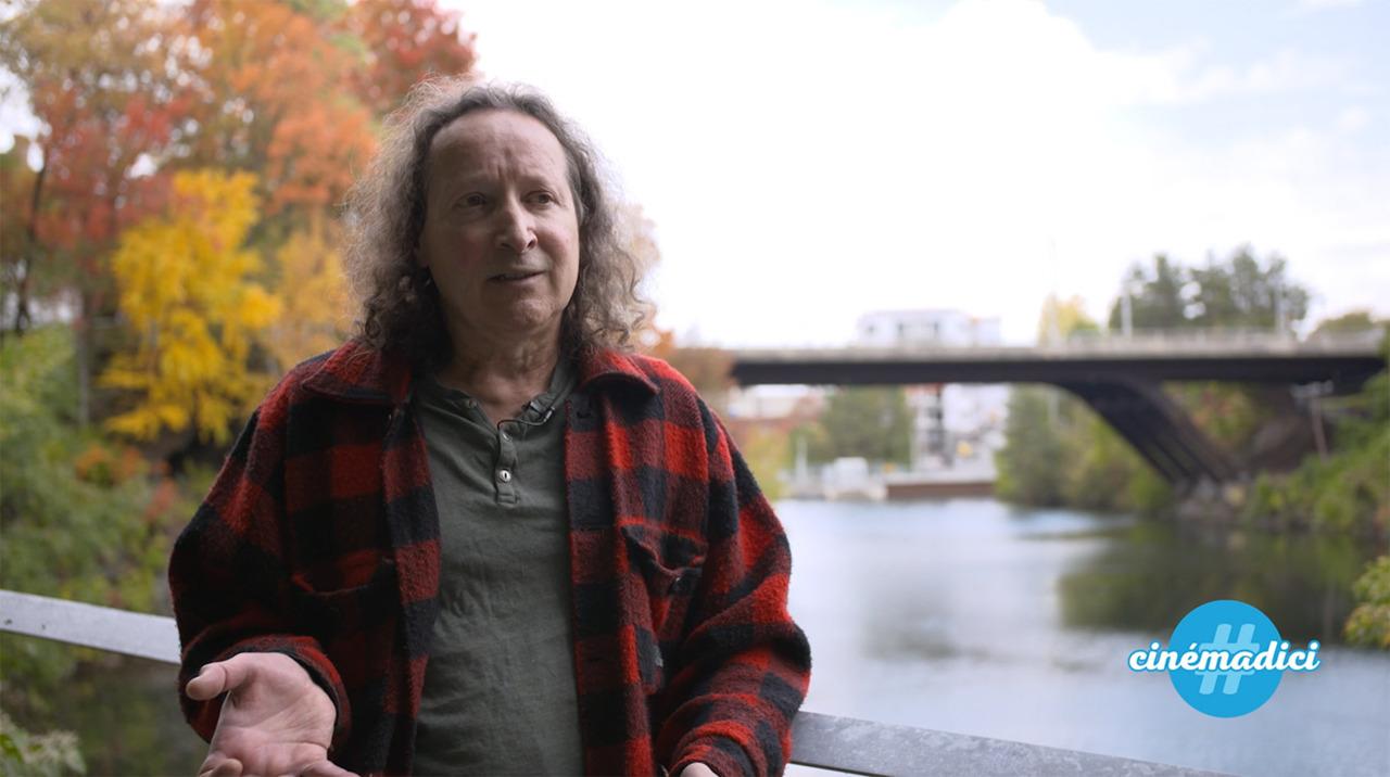 L'écrivain Louis Hamelin a été attiré par certains mystères entourant la crise d'Octobre