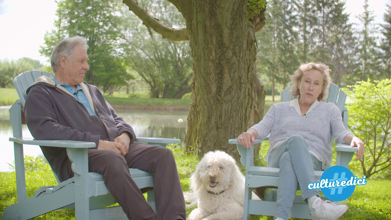 Culture d'ici : entrevue de fond avec Pierre Curzi et Marie Tifo