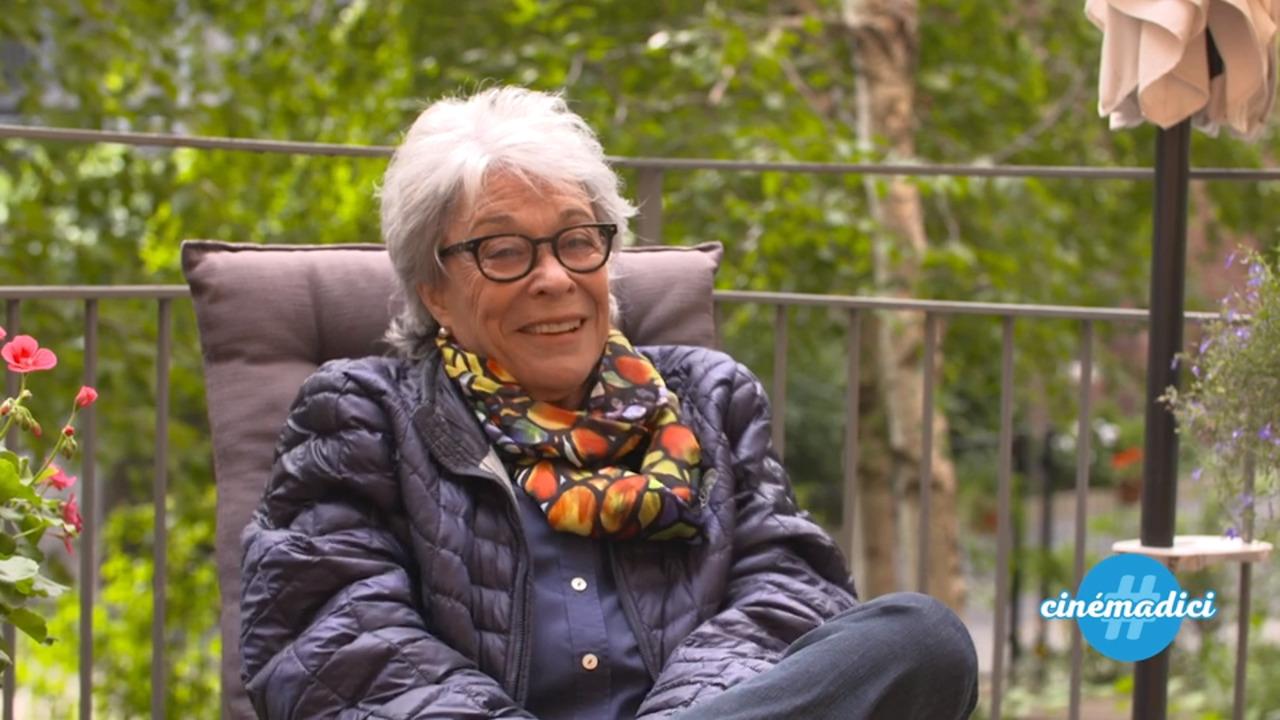 Louise Forestier parle de son expérience de tournage dans Les ordres (extrait)