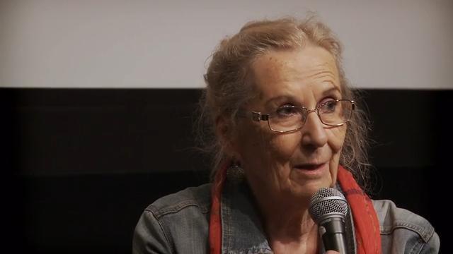Louise Carré parle du tournage de Ça peut pas être l'hiver on n'a même pas eu d'été (1980)