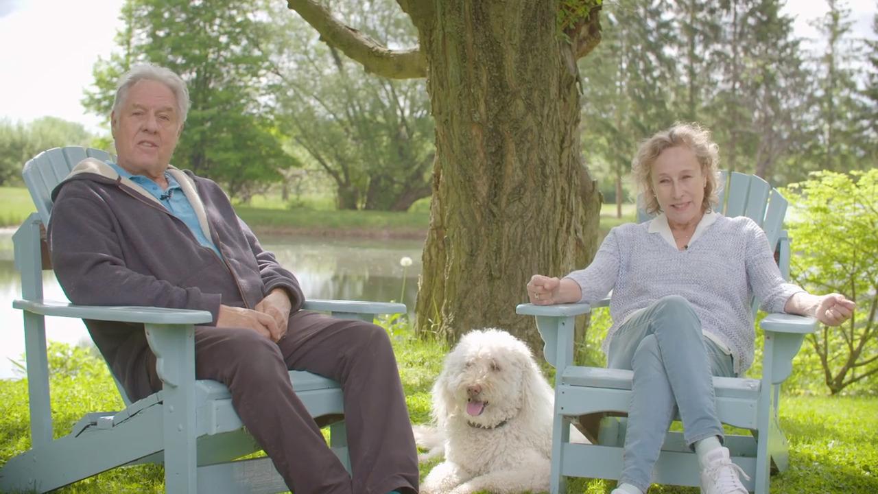 Pierre Curzi et Marie Tifo parlent de leurs débuts au cinéma