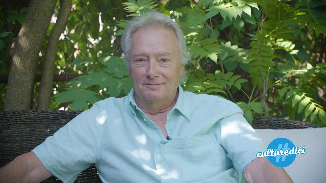 Gilbert Sicotte parle de la magie du tournage des Bons débarras