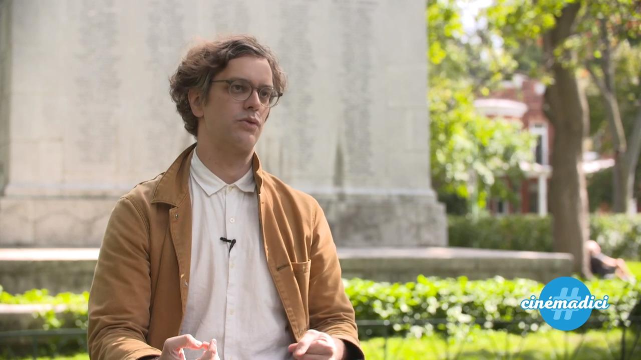 Mathieu Denis réfléchit sur ce que Pierre Falardeau a voulu exprimer dans Octobre