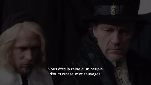 La reine-garçon (The Girl King)