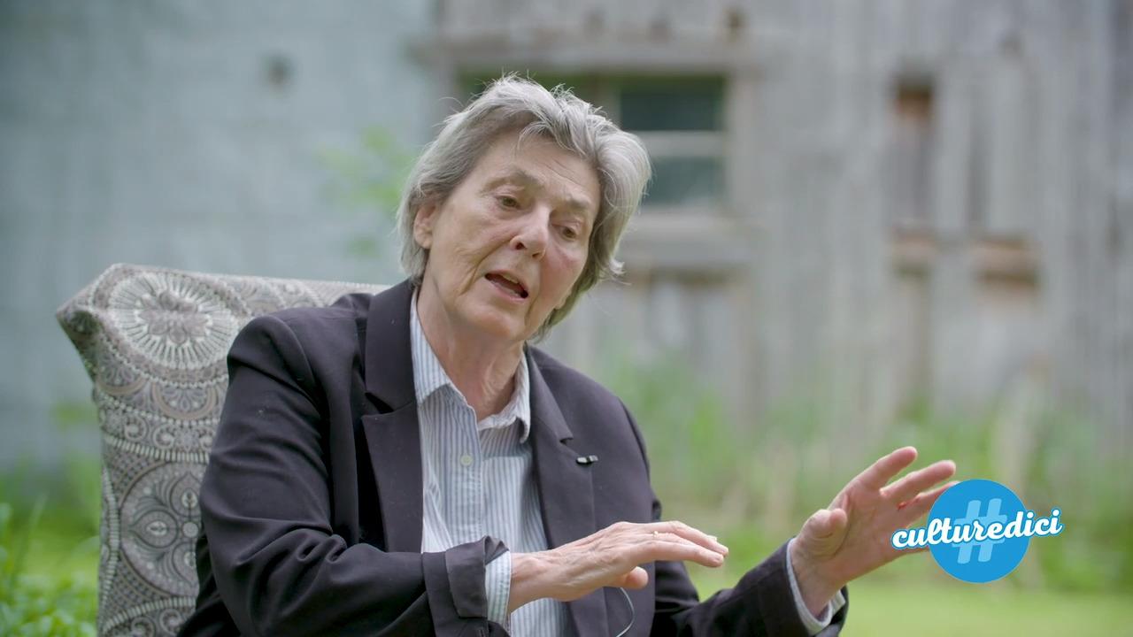 Culture d'ici : entrevue de fond avec Paule Baillargeon