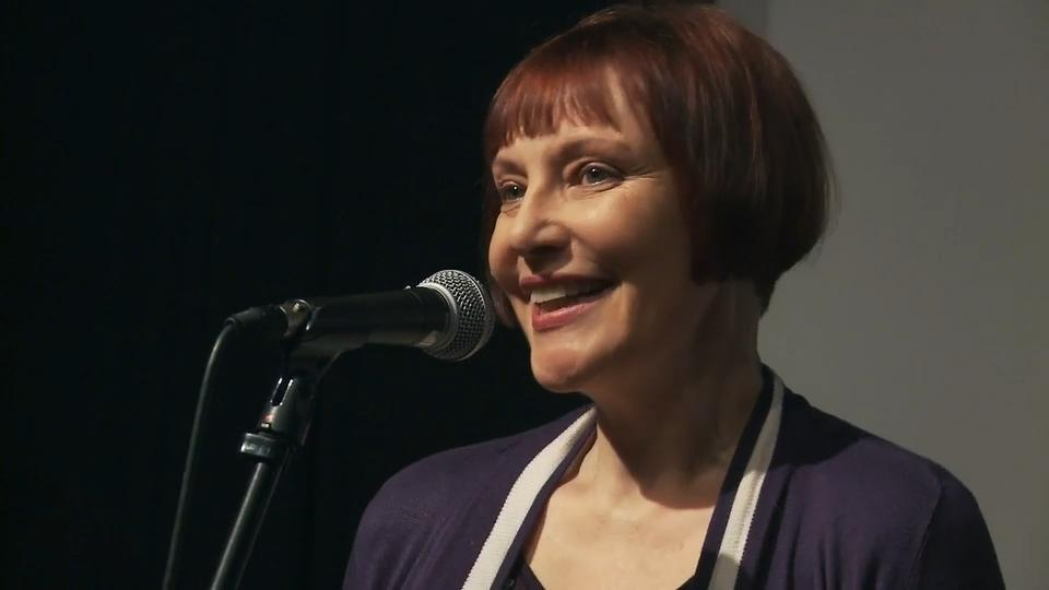 Anne Létourneau parle de Dames galantes (1990)