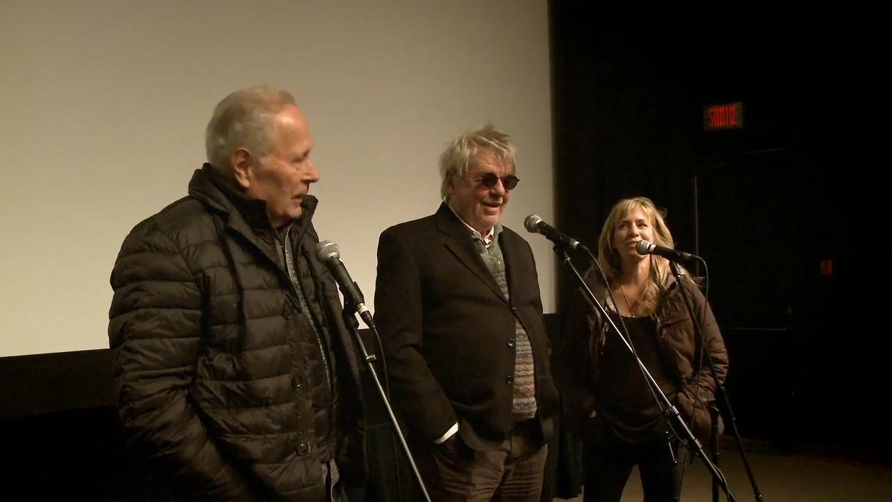 André Forcier, Céline Bonnier et Donald Pilon s'entretiennent du Vent du Wyoming (1994)