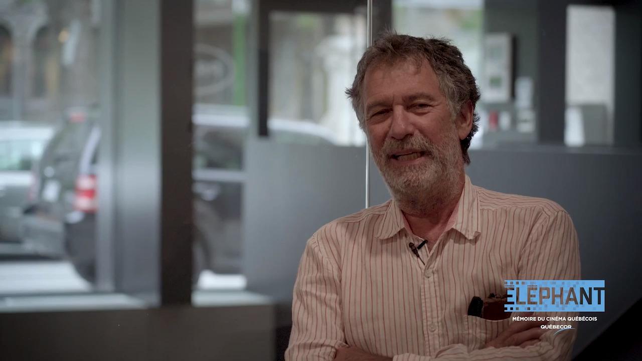 Robert Morin sur... son amour de la vidéo