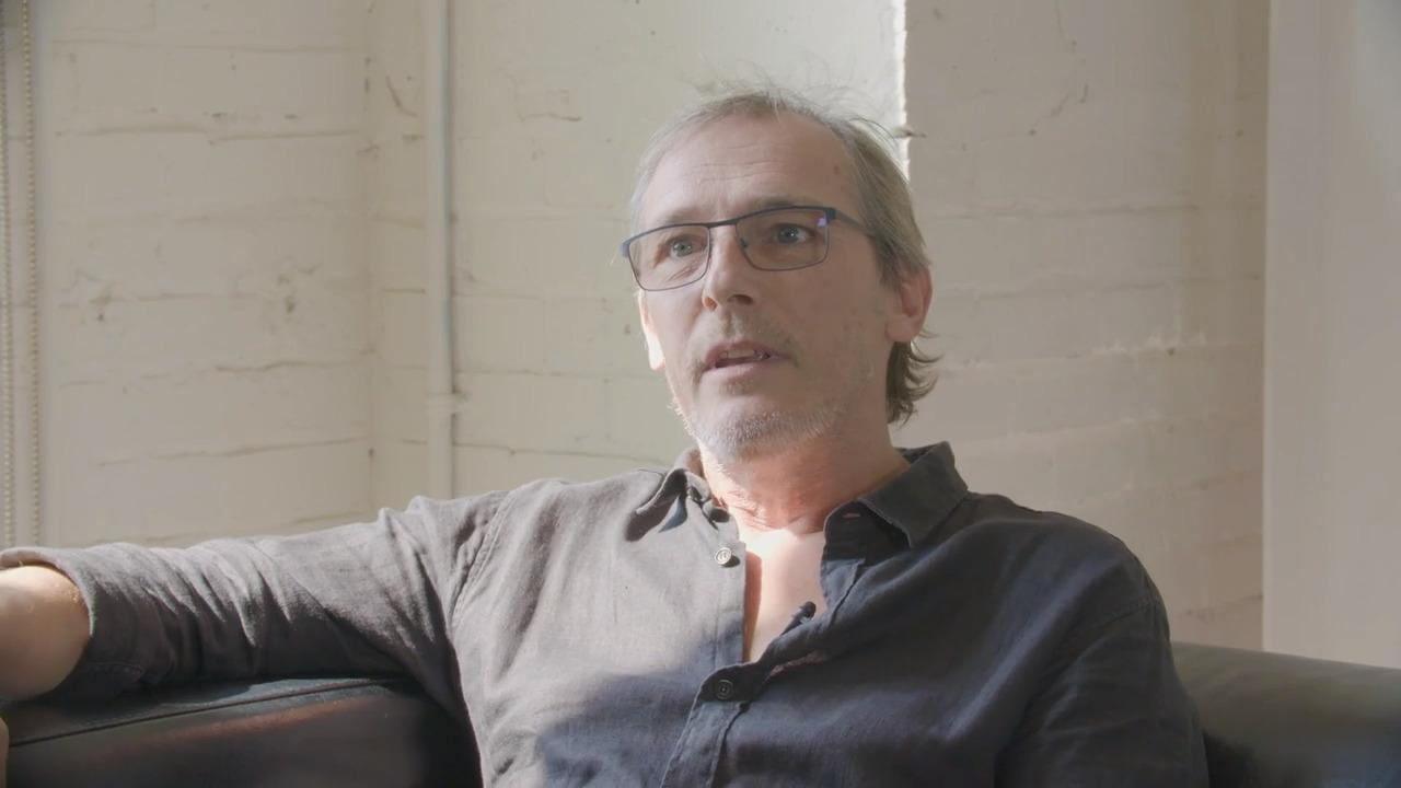 Louis Bélanger parle de Gabriel Arcand
