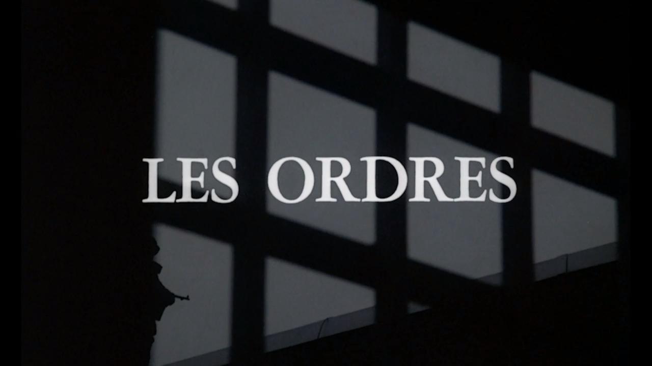 Les ordres, de Michel Brault : discussion autour du film