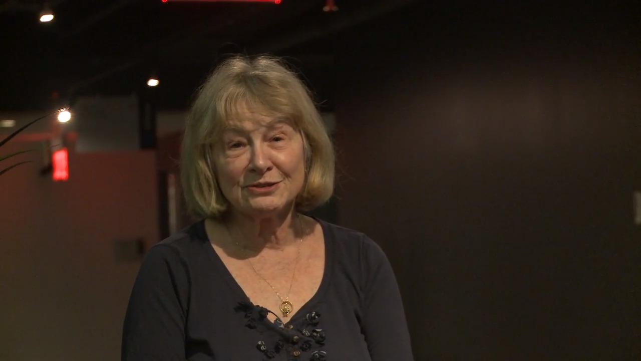 Micheline Lanctôt parle de son film Une manière de vivre