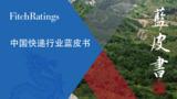 蓝皮书 - 中国的快递行业将向资本及技术密集型产业转型