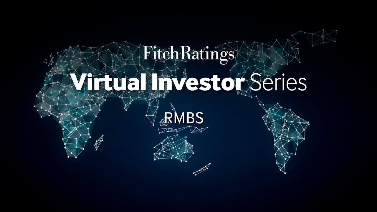 2021 Virtual Investor Series - RMBS
