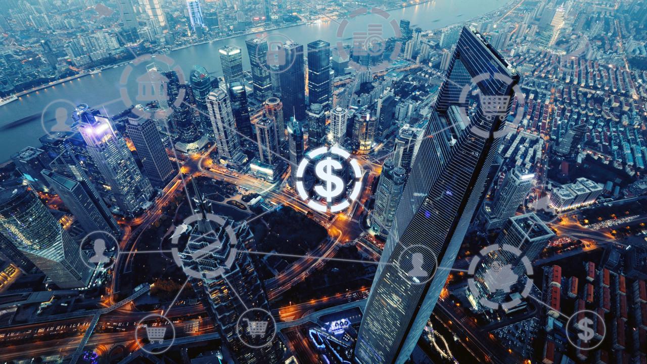 中国金融科技发展驶入快车道,多元化应用百花齐放