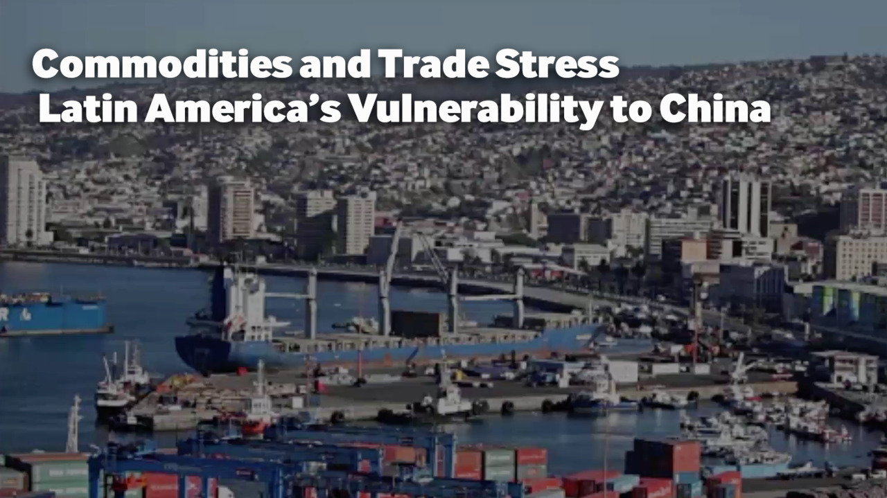 Commodities and Trade Stress Latin America's Vulnerability to China
