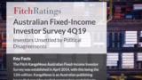 Australian Fixed-Income Investor Survey 4Q19