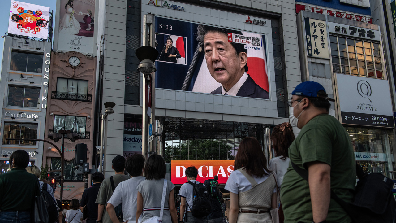 Abe Resignation Brings Japan's Policy Settings into Focus