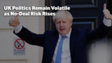 UK Politics Remain Volatile as No-Deal Risk Rises