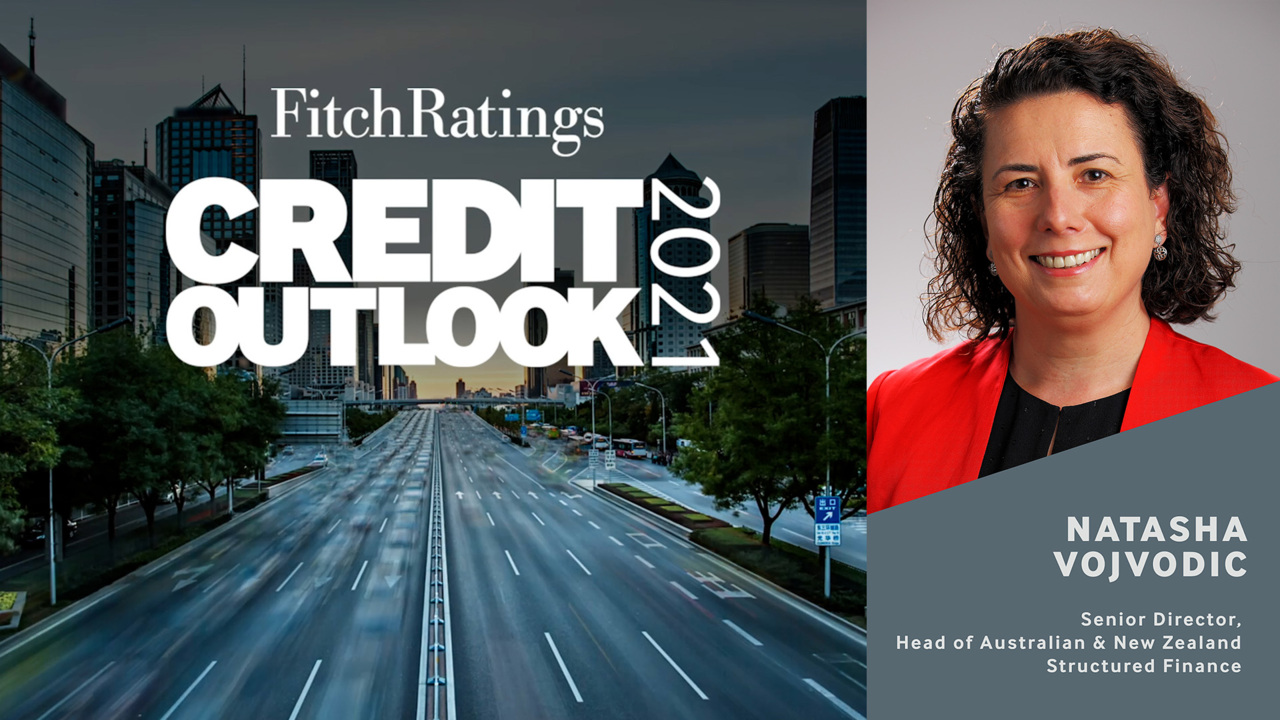 Fitch Ratings 2021 Outlook - Australia and New Zealand Structured Finance