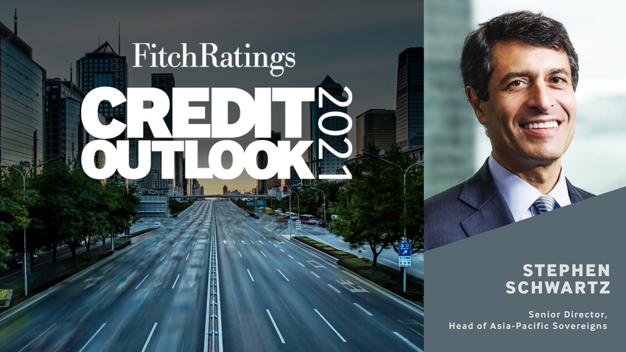Fitch Ratings 2021 Outlook - APAC Sovereigns