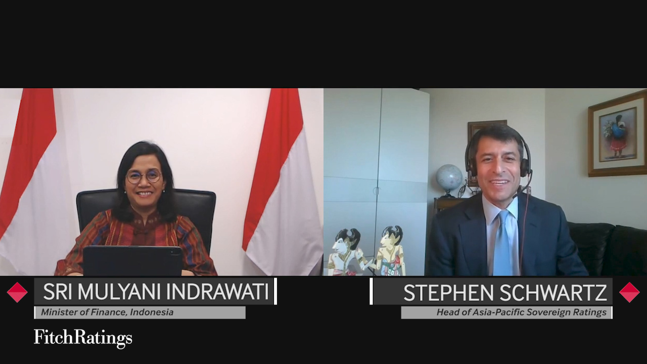 Exclusive interview with Sri Mulyani Indrawati, Indonesia Minister of Finance