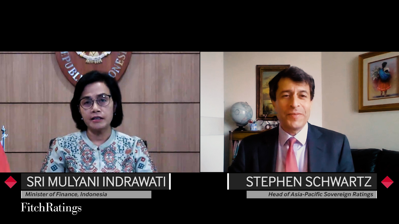 Exclusive Q&A with Indonesian Finance Minister