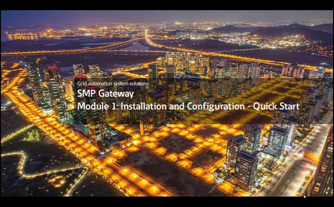 SMP Gateway automation platform | data concentrator | Eaton