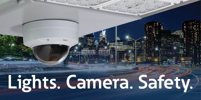LumenSafe – Lighting and Surveillance Solution
