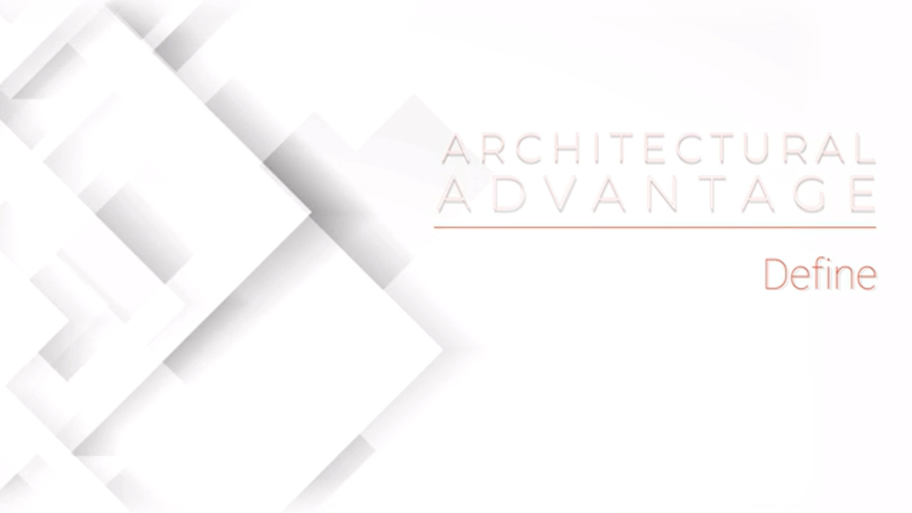 Architectural Advantage - Neo-Ray Define