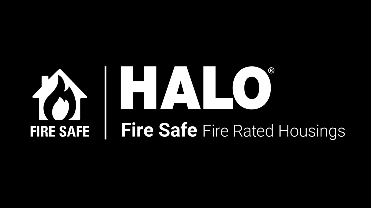 HALO Fire Rated Housings