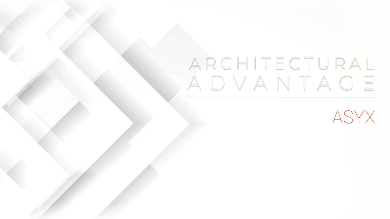 Architectural Advantage - ASYX
