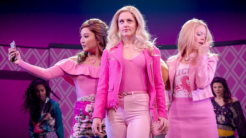622615221 Mean Girls Discount Tickets - Broadway   Save up to 50% Off