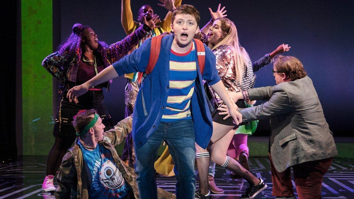 Be More Chill - Broadway | Tickets | Broadway | Broadway com