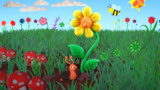 Play-Doh Knet-Tipp Blume