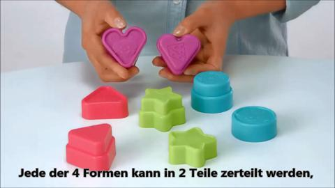 Playskool Formensteck-Katze