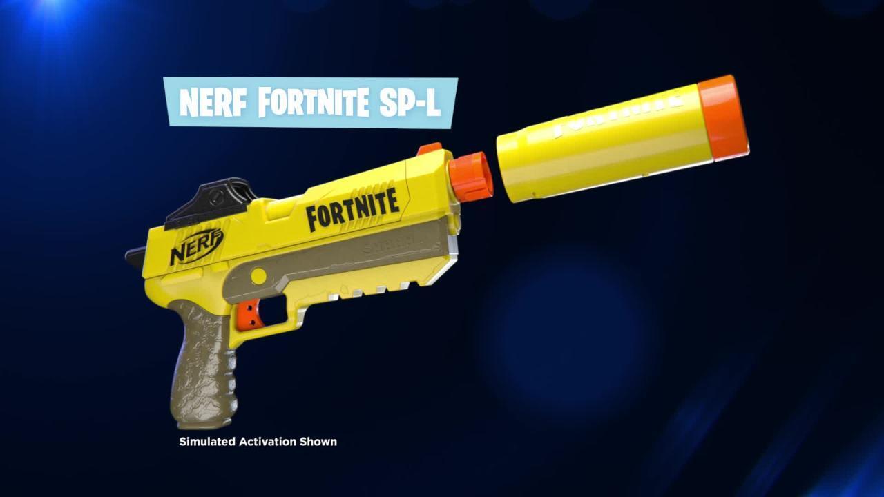 Nerf Fortnite SP-L