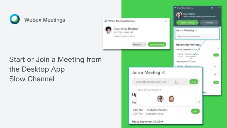 Începerea unei întâlniri instantanee în teams