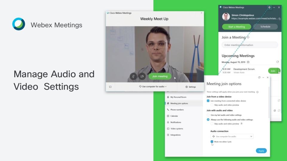 Meeting webex