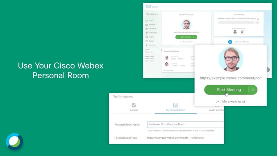 webex 背景 変更
