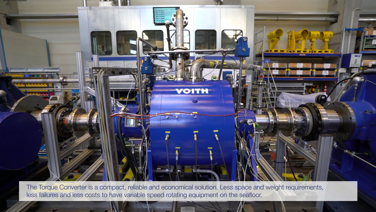 Variable Speed Drives | Voith