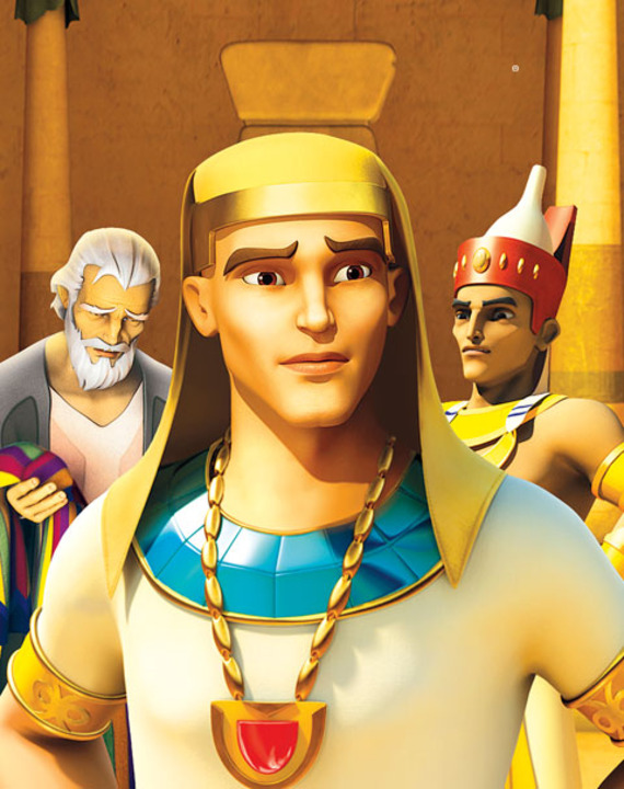 Joseph and the Pharaoh's Dream