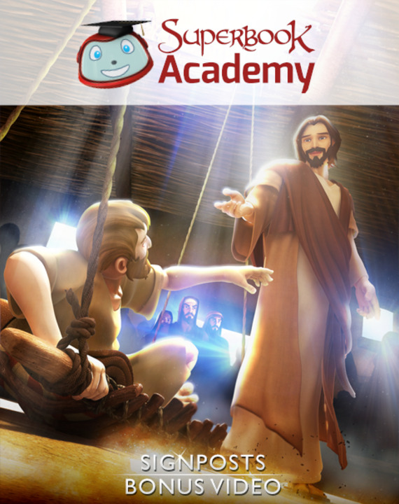 Miracles of Jesus – Signposts