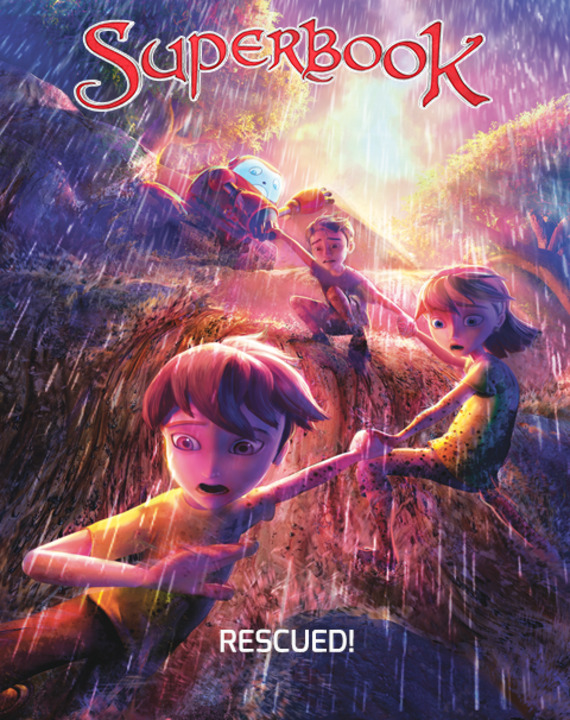 Superbook takes our heroes to witness miracles as Jonah is cast overboard; Shadrach, Meshach and Abednego are tossed into a fiery furnace; and Daniel is thrown to the lions. The children learn that God can rescue His people in surprising ways!