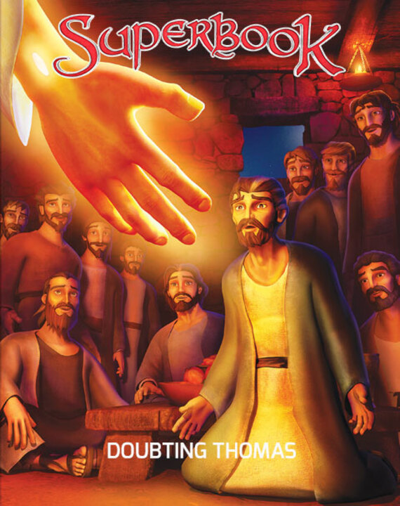 Superbook takes Chris, Joy and Gizmo to Jerusalem after Jesus is crucified. Soldiers say His body was stolen from the tomb, but what should the children believe?  Discover how Chris, Joy and Gizmo find out that Jesus is always there—for everyone!